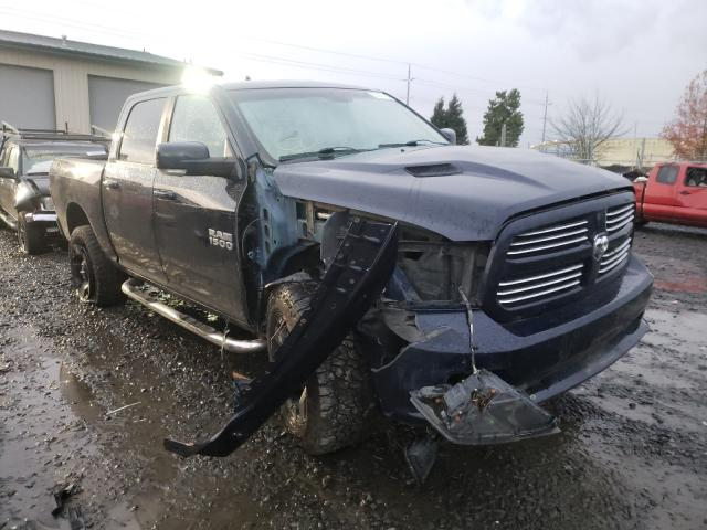 Salvage cars for sale from Copart Eugene, OR: 2013 Dodge RAM 1500 Sport