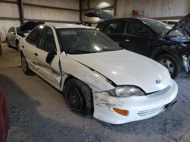 Chevrolet Cavalier salvage cars for sale: 1999 Chevrolet Cavalier