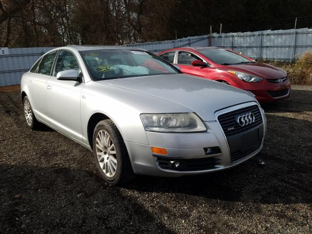 Salvage cars for sale from Copart Ontario Auction, ON: 2007 Audi A6 4.2 Quattro