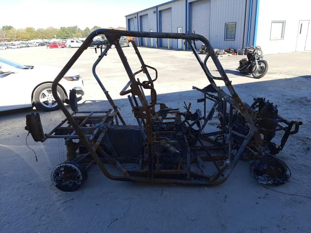Salvage cars for sale from Copart Conway, AR: 2014 Kawasaki KRF800 D