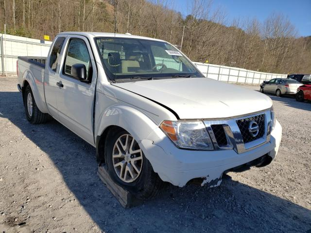 Salvage cars for sale from Copart Hurricane, WV: 2016 Nissan Frontier S