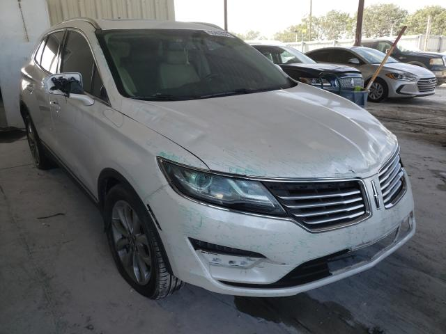Salvage cars for sale from Copart Homestead, FL: 2018 Lincoln MKC Select