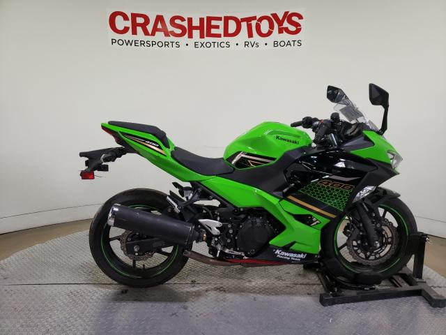 2020 Kawasaki EX400 for sale in Dallas, TX