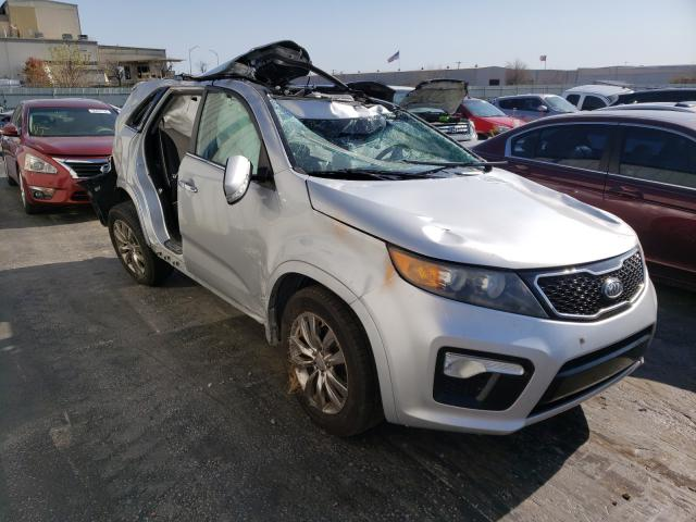 2012 KIA Sorento SX for sale in Tulsa, OK