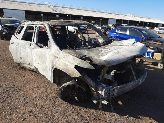 Salvage cars for sale from Copart Phoenix, AZ: 2019 Chevrolet Traverse P