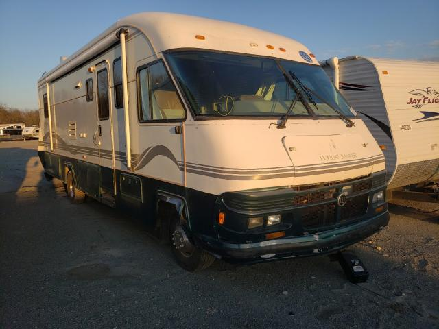 Holiday Rambler salvage cars for sale: 1995 Holiday Rambler Vacationer
