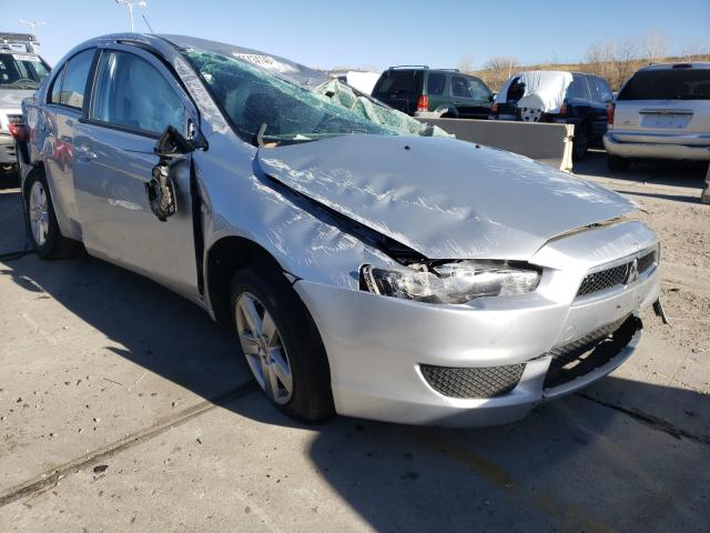 Salvage cars for sale from Copart Littleton, CO: 2009 Mitsubishi Lancer ES