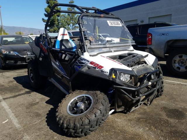 Salvage cars for sale from Copart Rancho Cucamonga, CA: 2012 Polaris Ranger RZR