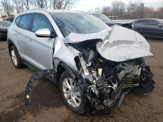 Hyundai Tucson salvage cars for sale: 2019 Hyundai Tucson