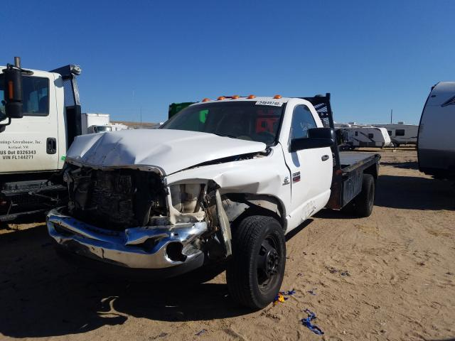 Salvage cars for sale from Copart Albuquerque, NM: 2008 Dodge RAM 3500 S