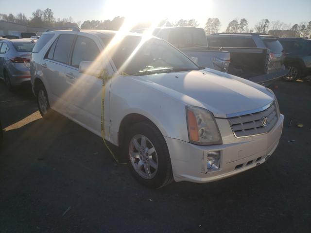 Vehiculos salvage en venta de Copart Dunn, NC: 2008 Cadillac SRX