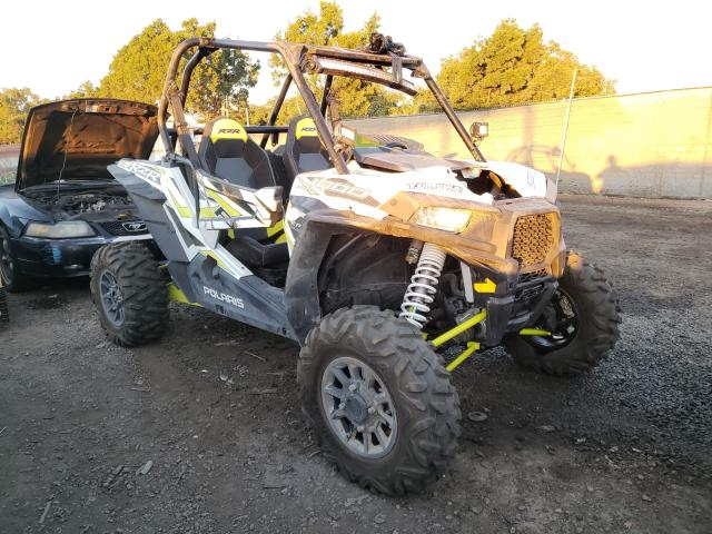 Salvage cars for sale from Copart San Diego, CA: 2018 Polaris RZR XP 100