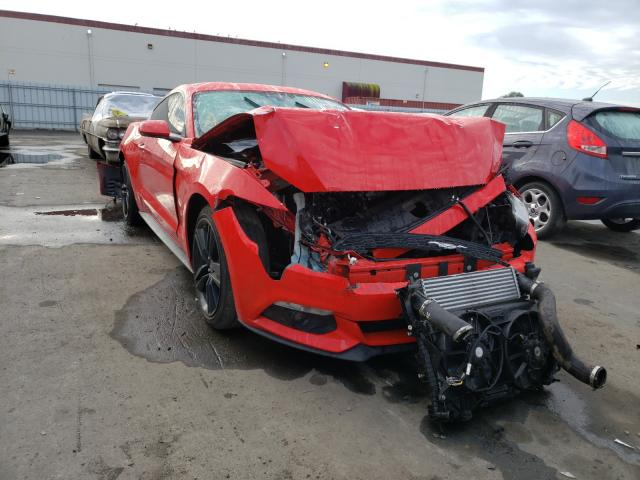 Salvage cars for sale from Copart Hayward, CA: 2016 Ford Mustang