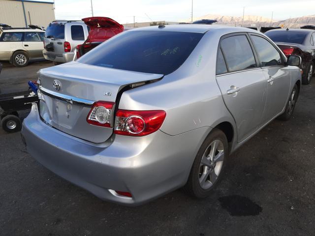 цена в сша 2013 Toyota Corolla Ba 1.8L 5YFBU4EE0DP106212