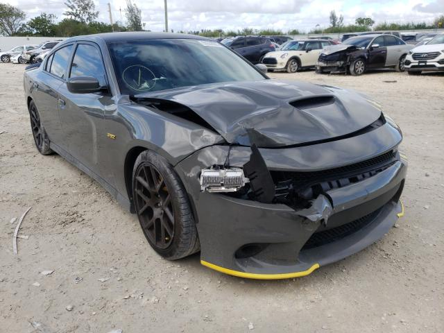 Salvage cars for sale from Copart Homestead, FL: 2017 Dodge Charger R