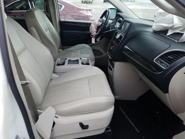 пригнать из сша 2011 Chrysler Town & Cou 3.6L 2A4RR8DG1BR758399