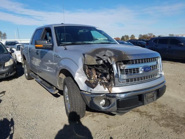 Salvage cars for sale from Copart Sacramento, CA: 2014 Ford F150 Super