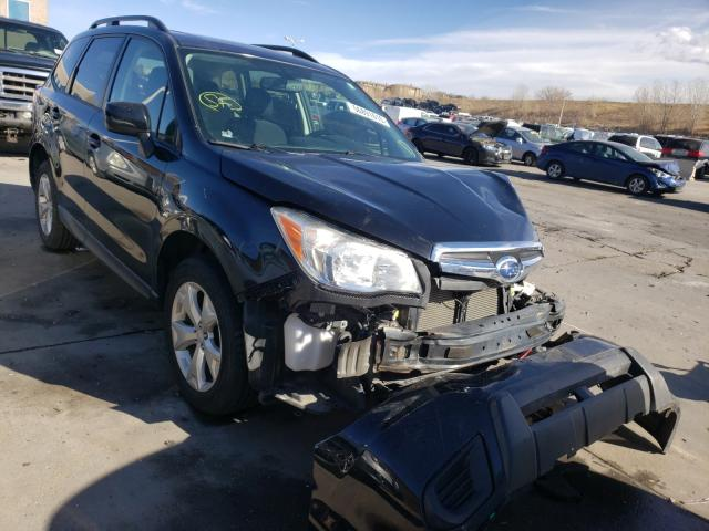 Vehiculos salvage en venta de Copart Littleton, CO: 2015 Subaru Forester 2