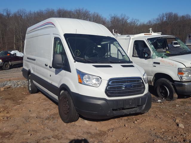 Salvage cars for sale from Copart York Haven, PA: 2017 Ford Transit