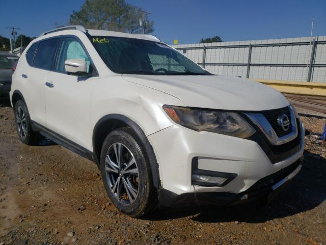 Nissan Rogue S salvage cars for sale: 2017 Nissan Rogue S