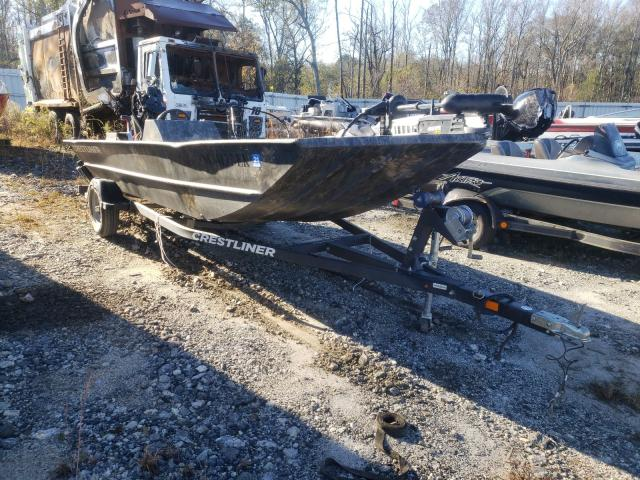 2017 Crestliner Retriever for sale in Spartanburg, SC