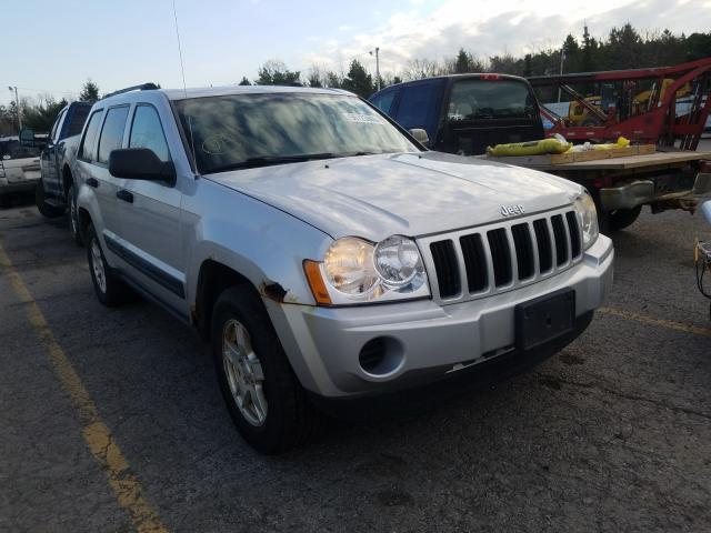 Salvage cars for sale from Copart Angola, NY: 2005 Jeep Grand Cherokee