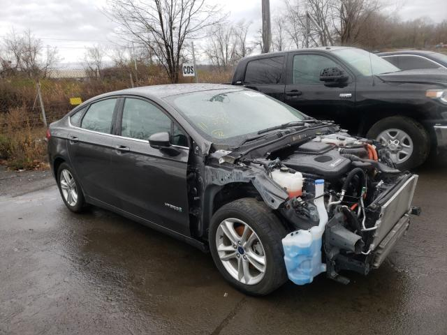 2018 Ford Fusion SE for sale in Marlboro, NY