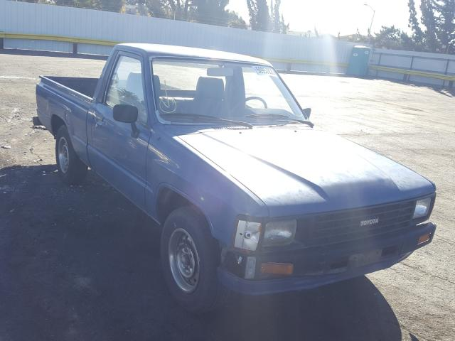 Toyota Pickup 1/2 salvage cars for sale: 1985 Toyota Pickup 1/2