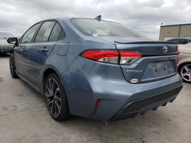 купить 2020 Toyota Corolla Se 2.0L JTDS4RCE3LJ000582