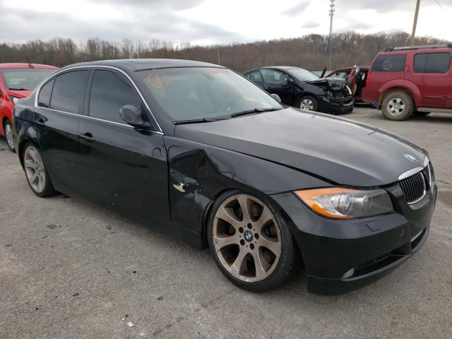 BMW salvage cars for sale: 2008 BMW 335 I
