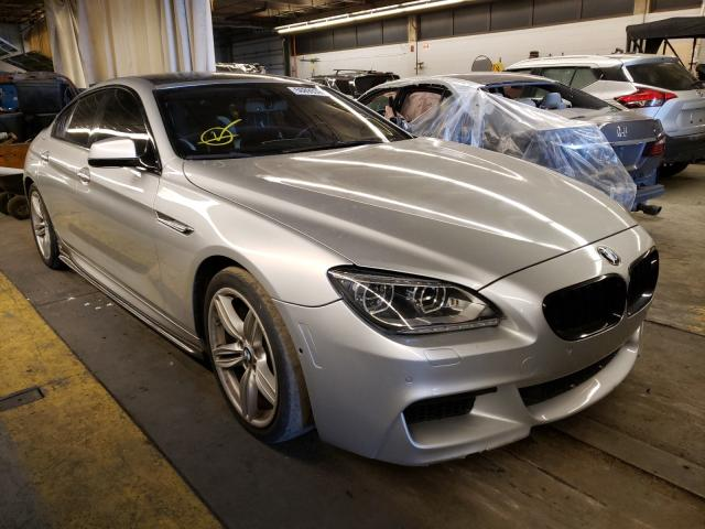 BMW 6 SERIES 2014 0