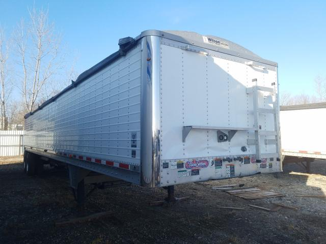 Salvage cars for sale from Copart Elgin, IL: 2010 Wilson Trailer