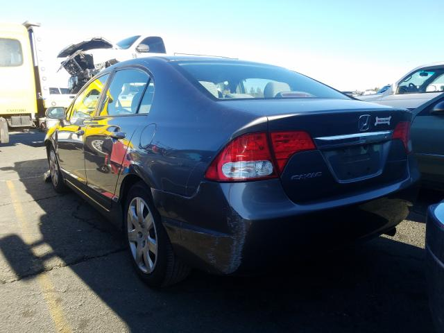 2010 Honda CIVIC | Vin: 19XFA1F53AE037830