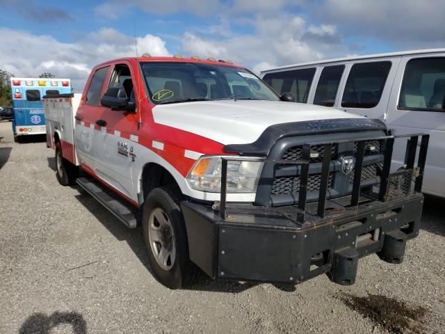 Salvage cars for sale from Copart Orlando, FL: 2015 Dodge RAM 3500