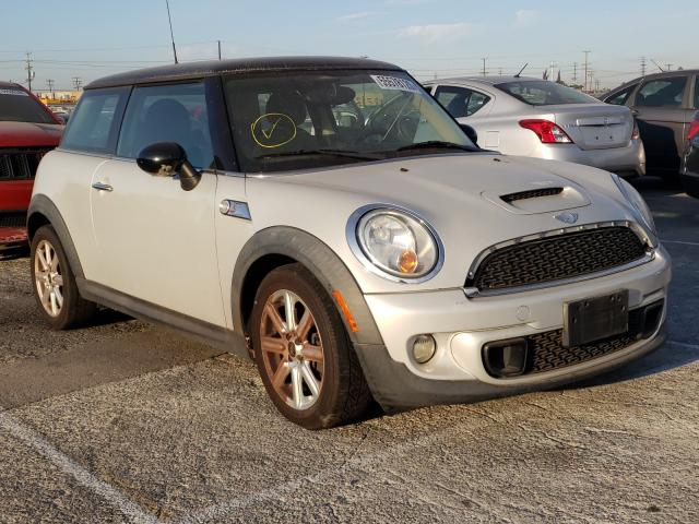Salvage cars for sale from Copart Sun Valley, CA: 2011 Mini Cooper S