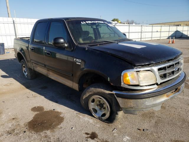 Salvage cars for sale from Copart Lexington, KY: 2003 Ford F150 Super