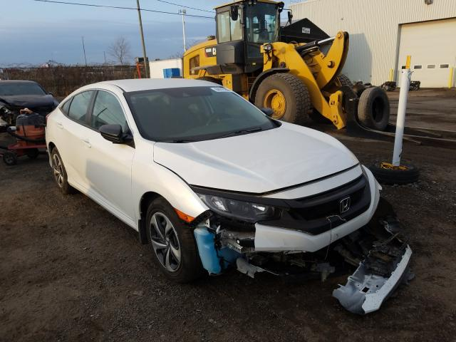 Honda Civic DX salvage cars for sale: 2020 Honda Civic DX