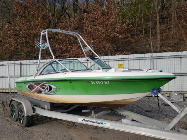 Mastercraft salvage cars for sale: 2003 Mastercraft Boat