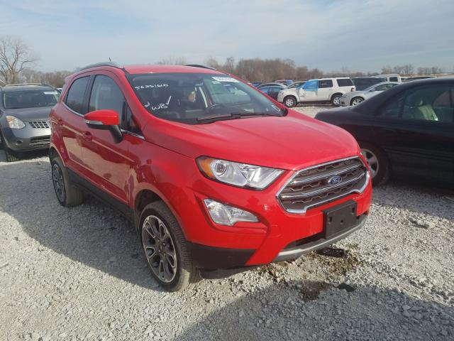 FORD ECOSPORT T