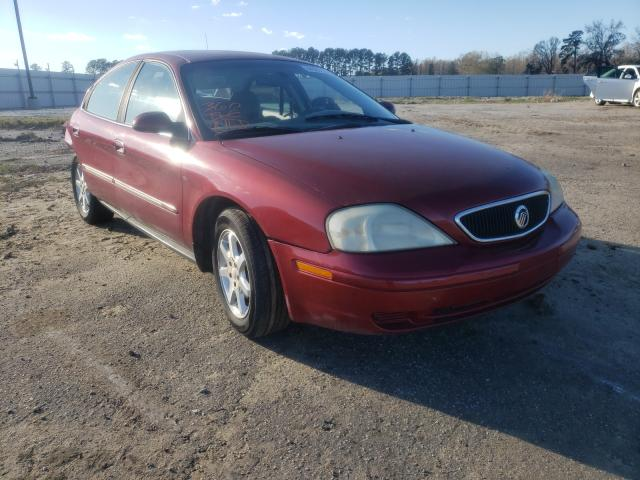 Mercury Sable salvage cars for sale: 2002 Mercury Sable