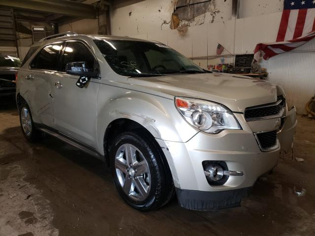 2015 Chevrolet Equinox LT for sale in Casper, WY