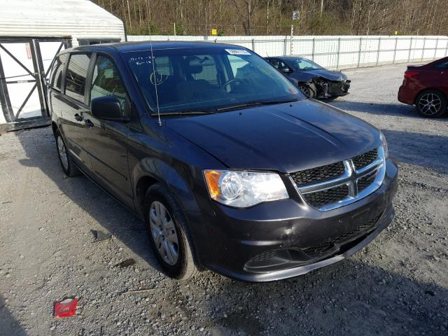 Dodge Caravan salvage cars for sale: 2016 Dodge Caravan