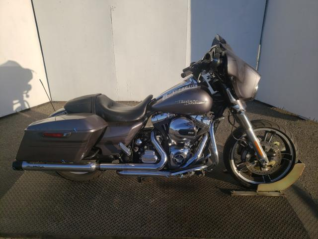 Salvage cars for sale from Copart Rancho Cucamonga, CA: 2015 Harley-Davidson Flhxs Street