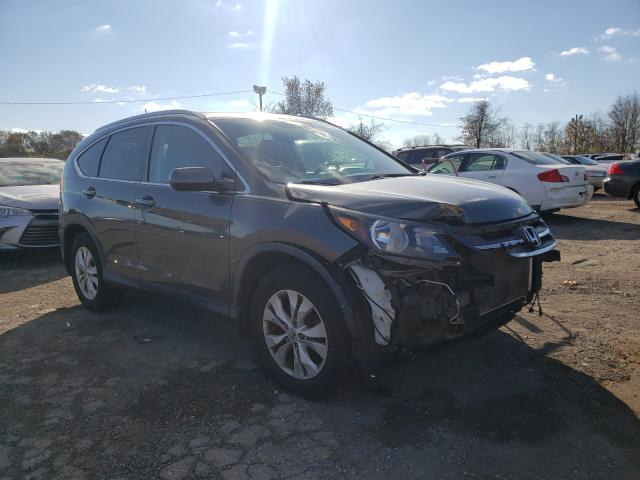 Salvage cars for sale from Copart Baltimore, MD: 2013 Honda CR-V EXL