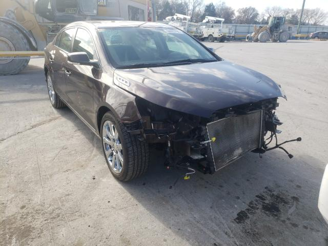 Salvage cars for sale from Copart Lebanon, TN: 2015 Buick Lacrosse P