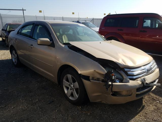 Salvage cars for sale from Copart Cicero, IN: 2006 Ford Fusion SE
