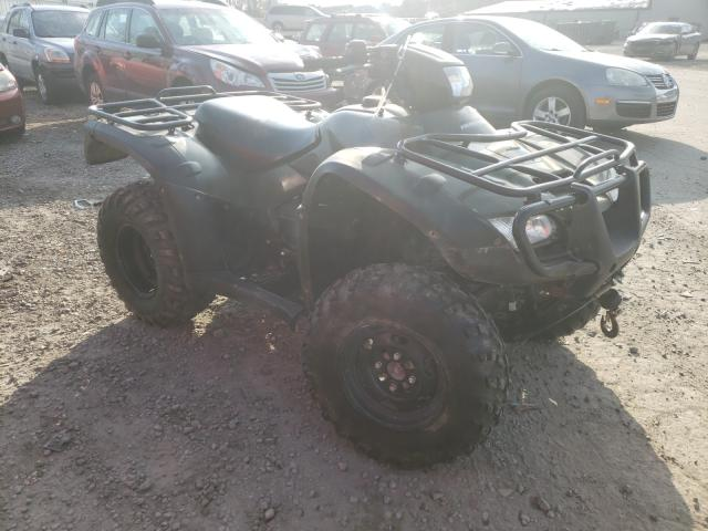 Salvage cars for sale from Copart West Mifflin, PA: 2012 Honda TRX500 FPA