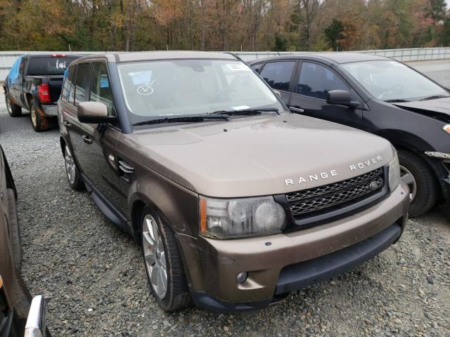 Salvage cars for sale from Copart Shreveport, LA: 2013 Land Rover Range Rover