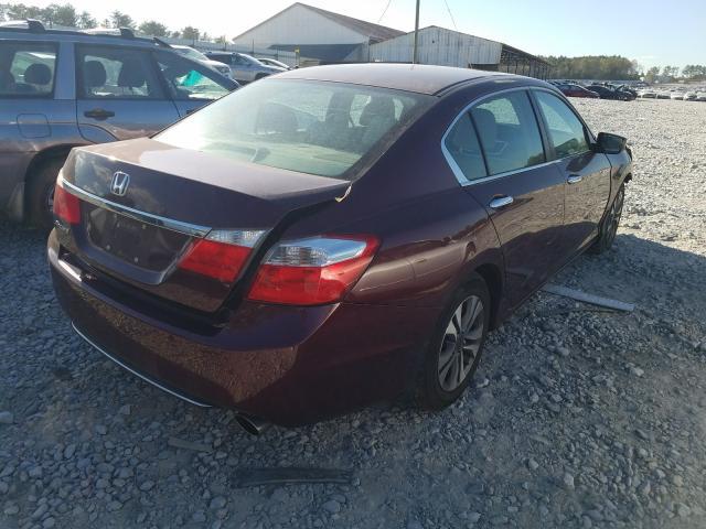 цена в сша 2014 Honda Accord Lx 2.4L 1HGCR2F37EA256574