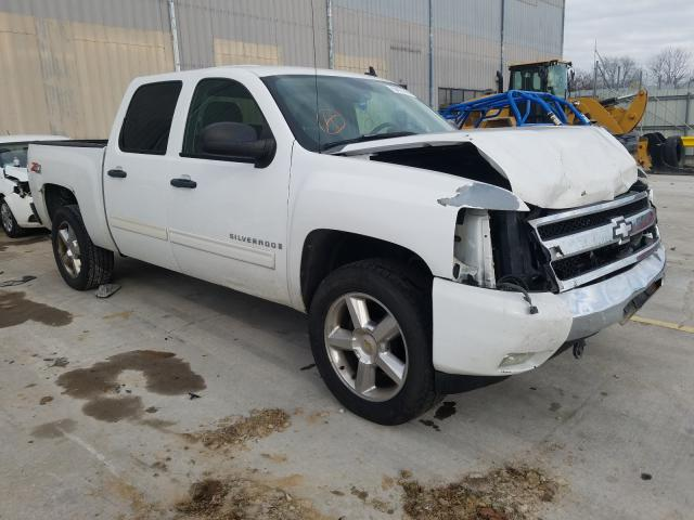 Salvage cars for sale from Copart Lawrenceburg, KY: 2009 Chevrolet Silverado